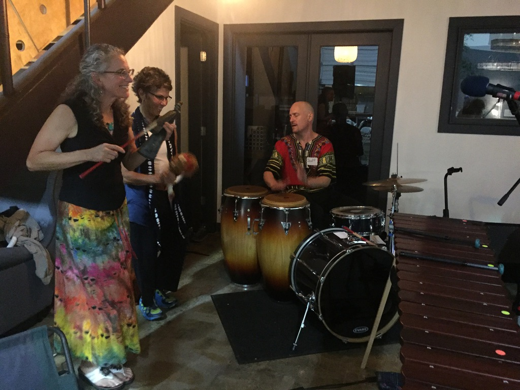 Nokuthula Plays Contemporary And Traditional Music From Zimbabwe